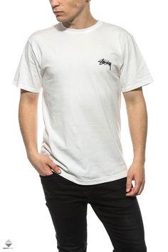 Koszulka T-shirt Stussy 8 Ball Pig Natural Crooks And Castles, Stussy, Nike Sb, Streetwear, Vans, Denim, Natural, Clothing, Model