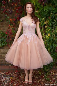 Margo Stankova 2015 Wedding Dresses — Peony Bridal Collection | Wedding Inspirasi
