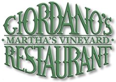 Bringing you the finest Italian and American food on Martha's Vineyard for over 70 years, Giordano's is dedicated to quality, value and service. Always fresh. always affordable. Family dining at it's best with a full sit down menu and authentic Neo. Oak Bluffs, Vacation Planner, Logo Restaurant, Martha's Vineyard, American Food, Summer Travel, Restaurants, Pizza, Menu