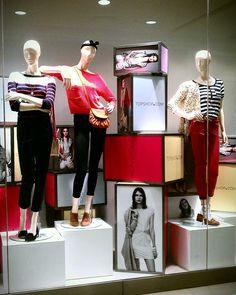 Topshop display