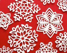 Free snowflake templates from omiyageblogs.ca