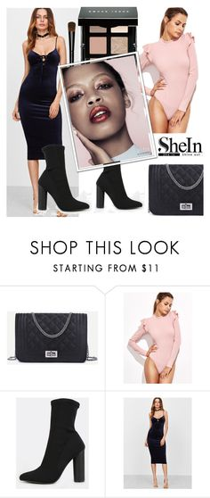 """""""SheIn 5 / VII"""" by selmamehic ❤ liked on Polyvore featuring Bobbi Brown Cosmetics"""