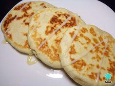Receta de Gorditas de harina dulces con mantequilla #RecetasGratis #RecetasMexicanas #ComidaMexicana #CocinaMexicana #Gorditas