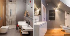 Ideas modernas y funcionales para sacarle partido a un baño pequeño. #Baño #Decoración #ConsejoSolvia