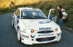 ESCORT WRC