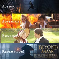 Beyond the Mask Movie Facebook
