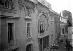 Lisboa de Antigamente: Theatro Politeama