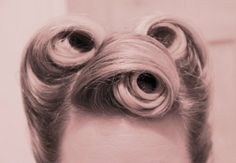 I've tried doing Victory Rolls to my hair since 5th grade... I can't do then right at all! Does anyone have any tips on how to properly execute this style???