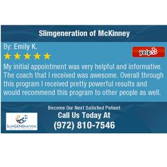 My initial appointment was very helpful and informative. The coach that I received was...