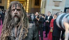 Homeless Man On Oscars Red Carpet, Turns Out To Be Rob Zombie