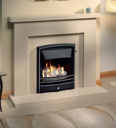 The Gallery Collection now at Direct Fireplaces. We have a huge range of Gallery fireplaces, including gas fires, surrounds, suites and packages, and much more at amazing. Gas Fireplace, Fireplaces, Lounge Decor, Gas Fires, Dining Area, Gallery, Anna, House, Collection