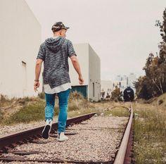 Jake Paul, Picsart, Railroad Tracks, Comedy, Hipster, Adventure, Autumn Fall, Appreciation, Create