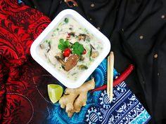 Antipastaa: Thaimaalainen kookos-kanakeitto Tom Kha Gai (gluteeniton, viljaton, maidoton, munaton, vhh, paleo, sokeriton)
