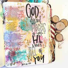faith jesus and centurion bible journaling Bible Journaling For Beginners, Bible Study Journal, Art Journaling, Scripture Journal, Journal Art, Bible Prayers, Bible Scriptures, Bible Quotes, Scripture Art