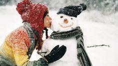 Real Snowman Wallpaper | http://bestwallpaperhd.com/real-snowman-wallpaper.html