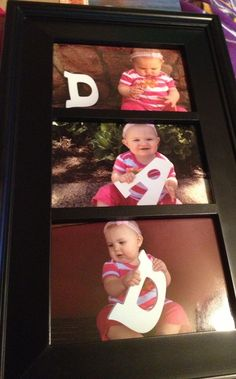 Isabella's Father's Day gift!