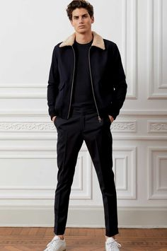 The Bourgeois Fall-Winter 2019 Collection - The Bourgeois Fall-Winter 2019 Collection - Fashion Fail, Suit Fashion, Mens Fashion, Fashion Outfits, Boy Fashion, Winter Fashion, Fashion Trends, Stylish Men, Men Casual