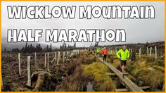 Debra Ireland - Wicklow Mountain Half Marathon