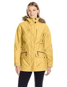 Columbia Womens Carson Pass Interchange Jacket Pilsner Large ** Check this awesome product by going to the link at the image. This is an Amazon Affiliate links.