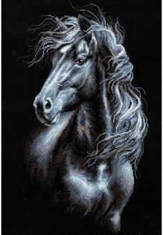 Horses - Cross Stitch Patterns & Kits - 123Stitch.com