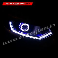 These Headlights are Durable & exclusively designed by understanding & keeping weather & road conditions in mind. Projector Headlights, Car Headlights, Hidden Projector, Ford Ecosport, Car Lights, Car Accessories, Led, Auto Accessories