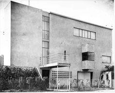 """Fondation Le Corbusier - Buildings - Villa Besnus, """"Ker-Ka-Ré"""""""