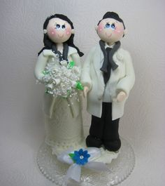Custom wedding cake topper doctor cake topper by CuteToppers, $85.00