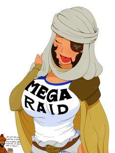 Mega Tallarn by TechmagusKhobotov on DeviantArt Anime Demon Boy, Anime Girl Hot, Anime Art Girl, Yandere Anime, Thicc Anime, Kawaii Anime, Warhammer 40k Memes, Warhammer Art, Warhammer 40000
