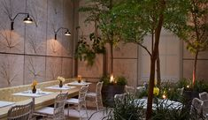 Spring Restaurant – Salon Easter brunch in London.  What more could a girl want!!!