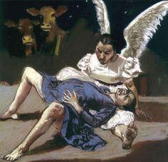 Natividade, 2002 - PaulaRego