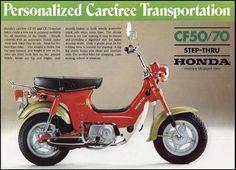Honda CF 50 / CF 70