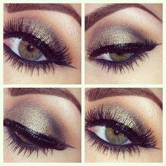Metallic Eye Shadow