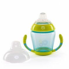 A Nuvita kifejlesztett egy tanuló itatópoharat, amelyet a baba már 6 hónapos…