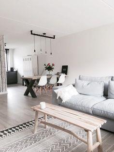 64 Ideas For Living Room Couch Design Gray Living Room White, Home Living Room, Living Room Designs, Living Room Decor, Small Living, Couch Design, Ideas Hogar, Living Room Inspiration, Home Interior Design