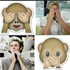 Niall is an emoji. ♡
