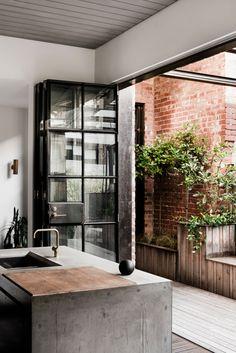 Home Interior Bedroom .Home Interior Bedroom Layout Design, Design Blogs, Küchen Design, House Design, Interior Design Kitchen, Interior And Exterior, Scandi Living, Contemporary Garden Design, Best Kitchen Designs