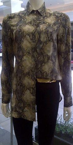 Blouse, Long Sleeve, Sleeves, Prints, Tops, Women, Fashion, Moda, Women's