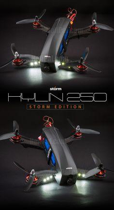 STORM Racing Drone (RTF / Kylin 250 Storm Edition) http://www.helipal.com/storm-racing-drone-rtf-kylin-250-storm-edition.html