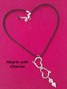 Two Hearts One Love by CynWear on Etsy, $13.99