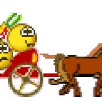 Old John Deere Tractors, Hitching Post, Carousel Horses, Horse Drawn, Nerf, Carousel