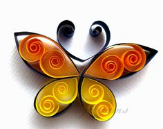 I have known and admired Ceclia's work for several years now , she brings to quilling a fresh style with h...