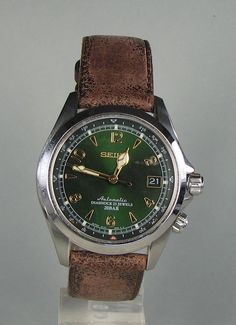 Seiko and Citizen watchblog: The Alpinist – The Summit of Seiko Branding
