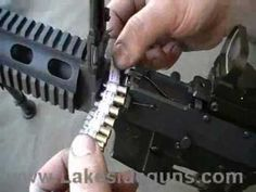 Razorback 22LR Beltfed Conversion for the AR15 rifle - http://fotar15.com/razorback-22lr-beltfed-conversion-for-the-ar15-rifle/