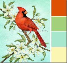 Cardinal Color Swatch