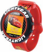 VTech Kinderuhr mit integrierter Kamera, »Disney Pixar, Cars 3 Uhr mit Kamera«