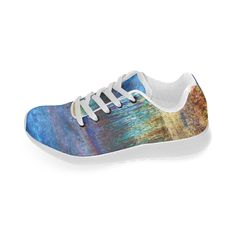 Blue Shore Women's Running Shoes (Model 020)