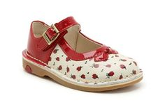Girls Shoes - Home Gem Fst in Floral from Clarks shoes