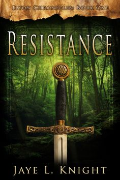Author Interview and Giveaway: RESISTANCE by Jaye L. Knight  #Giveaway #Fantasy #NewRelease