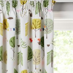 Buylittle home at John Lewis Camping Pencil Pleat Pair Blackout Lined Curtains, W117 x Drop 137cm Online at johnlewis.com