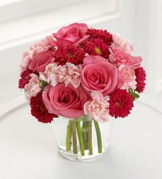 pink carnations from SORORITY FLOWERS! <3